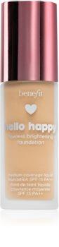 Benefit Hello Happy Illuminating Foundation with Moisturizing Effect