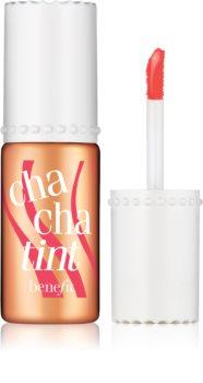 Benefit Chachatint Cheek & Lip Stain rdečilo za ustnice in lice