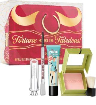 Benefit Fortune Favors the Fabulous козметичен комплект за жени