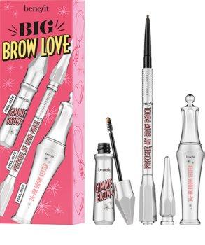 Benefit Big Brow Love Set für perfekte Augenbrauen