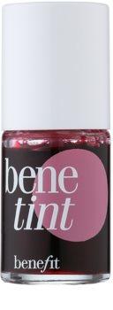 Benefit Bene Tint produit teinté liquide lèvres et joues