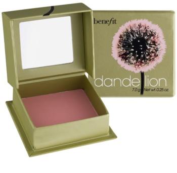 Benefit Dandelion rozjasňující tvářenka