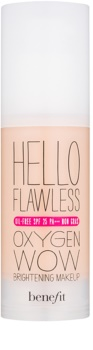 Benefit Hello Flawless Oxygen Wow Flüssiges Make Up SPF 25