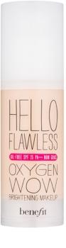 Benefit Hello Flawless Oxygen Wow Flüssiges Make Up SPF 25