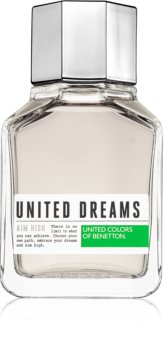 Benetton United Dreams for him Aim High Eau de Toilette Miehille