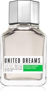Benetton United Dreams for him Aim High eau de toilette uraknak