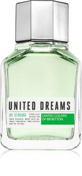 Benetton United Dreams for him Be Strong eau de toilette for Men