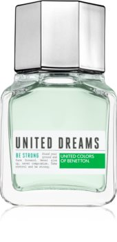 Benetton United Dreams for him Be Strong Eau de Toilette til mænd