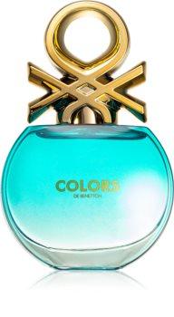 Benetton Colors de Benetton Woman Blue eau de toilette voor Vrouwen