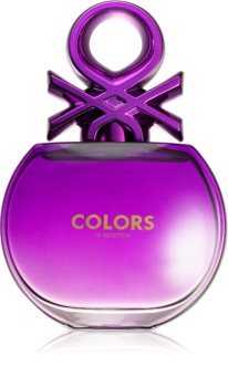 Benetton Colors de Benetton Woman Purple eau de toilette for Women