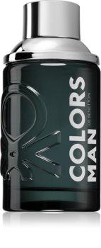 Benetton Colors de Benetton Man Black eau de toilette voor Mannen