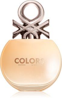 Benetton Colors de Benetton Woman Rose Eau de Toilette für Damen