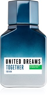Benetton United Dreams for him Together Eau de Toilette pentru bărbați
