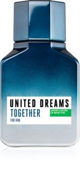 Benetton United Dreams for him Together toaletní voda pro muže