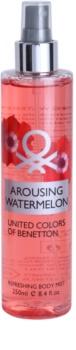 Benetton Arousing Watermelon spray corporal para mujer 250 ml