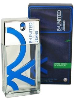 Benetton B. United Jeans eau de toilette para hombre 100 ml
