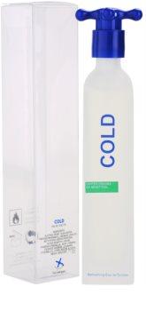 Benetton Cold eau de toilette pour homme
