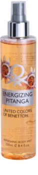 Benetton Energizing Pitanga spray corporal para mujer 250 ml