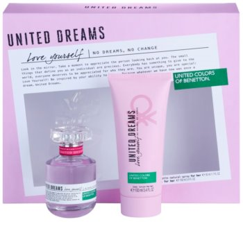Benetton United Dream Love Yourself lote de regalo II.
