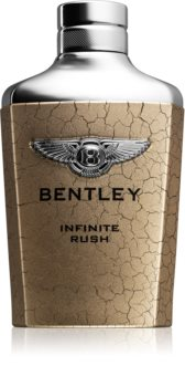 Bentley Infinite Rush eau de toilette pentru bărbați