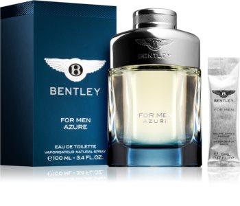 Bentley For Men Azure Gavesæt  I. til mænd