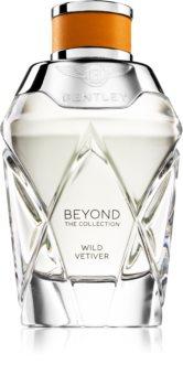 Bentley Beyond The Collection Wild Vetiver Eau de Parfum per uomo