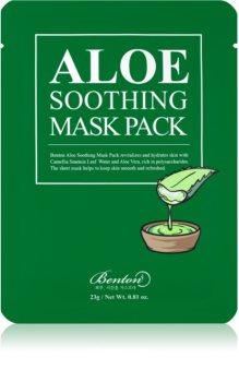 Benton Aloe łagodząca maseczka do twarzy