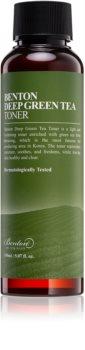 Benton Deep Green Tea hidratáló arctonik zöld teával
