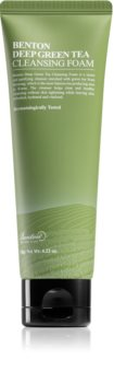 Benton Deep Green Tea nawilżająca pianka oczyszczająca z zieloną herbatą