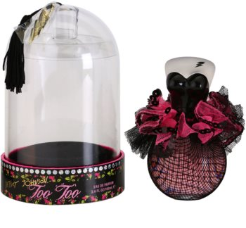 Betsey Johnson Too Too eau de parfum para mujer 100 ml