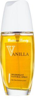 Bettina Barty Classic Vanilla déodorant avec vaporisateur pour femme