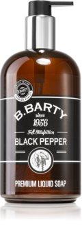 Bettina Barty Black Pepper flüssige Seife für die Hände