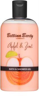 Bettina Barty Apple & Cinnamon żel do kąpieli i pod prysznic