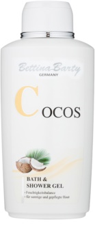 Bettina Barty Coconut gel de duche e banho
