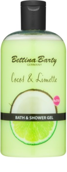 Bettina Barty Coconut & Lime gel de ducha