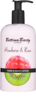 Bettina Barty Raspberry & Kiwi Λοσιόν για χέρια και σώμα