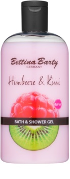 Bettina Barty Raspberry & Kiwi gel de ducha y baño