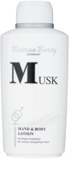 Bettina Barty Classic Musk leite corporal para mulheres