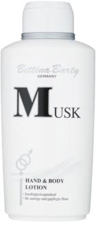 Bettina Barty Classic Musk tělové mléko pro ženy