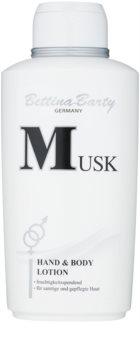 Bettina Barty Classic Musk тоалетно мляко за тяло за жени