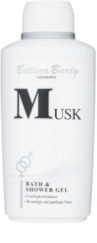 Bettina Barty Classic Musk gel de duș pentru femei