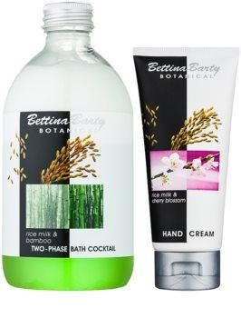 Bettina Barty Botanical Rice Milk & Bamboo coffret cadeau I. pour femme