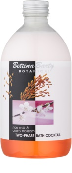 Bettina Barty Botanical Rise Milk & Cherry Blossom Zweiphasen-Schaum für das Bad