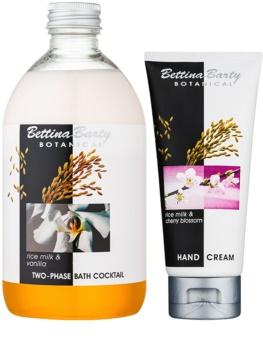 Bettina Barty Botanical Rise Milk & Vanilla coffret cadeau I. pour femme