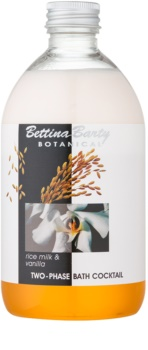 Bettina Barty Botanical Rise Milk & Vanilla espuma bifásica de baño