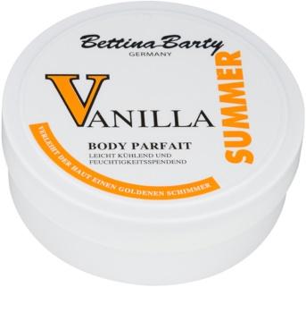 Bettina Barty Classic Summer Vanilla Body Cream for Women