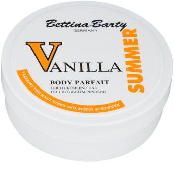 Bettina Barty Classic Summer Vanilla tělový krém pro ženy