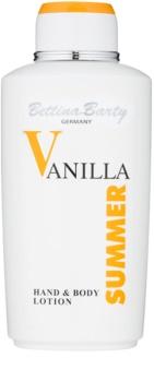 Bettina Barty Classic Summer Vanilla telové mlieko pre ženy