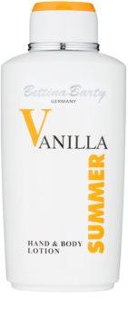 Bettina Barty Classic Summer Vanilla testápoló tej hölgyeknek