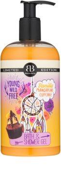 Bettina Barty Vanilla Mandarine Cupcake gel de ducha y baño